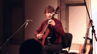 Rick Ruskin: Microphone Fever LIVE (Uros Baric, classical guitar)
