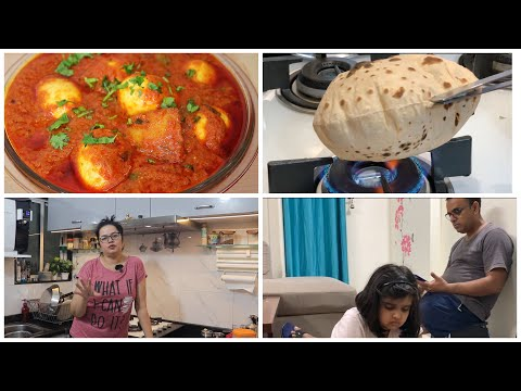 hubby's-job/business-updates-|-egg-curry-restaurant-style...must-try!!-indian-family-vlog-2020