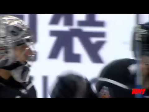 Historic First NHL Game in China- LA Kings vs Vancouver Canucks Highlights (Preseason)
