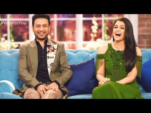 Comedy Nights with Kapil | कॉमेडी नाइट्स विद कपिल | Irrfan Khan | Aishwarya Rai Bachchan
