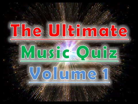 The Ultimate Music Quiz - Volume 1