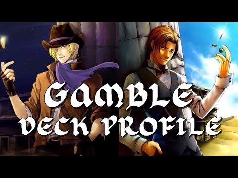Gamble Deck Profile 2017 (July 2017 Format)