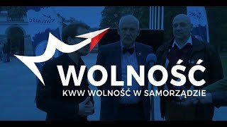 Podsumowanie kampanii wyborczej KWW Wolność w Samorządzie  - Janusz Korwin-Mikke