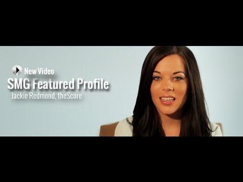 SMG Video Profile  Jackie Redmond