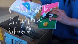 [포틀랜드 vlog]포틀랜드독서클럽 | 알라딘US언박싱…