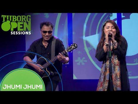 Cherisa Bajracharya ft. Deepak Bajracharya - Jhumi Jhumi   Tuborg Open Sessions