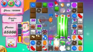 Candy Crush Saga - Level 1211 - NO BOOSTER