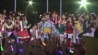 アイドル横丁夏まつり!!~2013~ 大トリ 出演したアイドルと元Whiteberr...