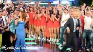 """""""Большие танцы"""", шоу 2 - экспромт"""