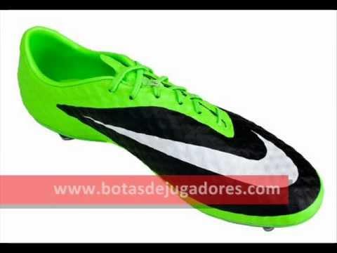 conjunto Estresante aplausos  Nike Hypervenom Verde - Negra 2013 - Upcoming boots Unreleased - YouTube