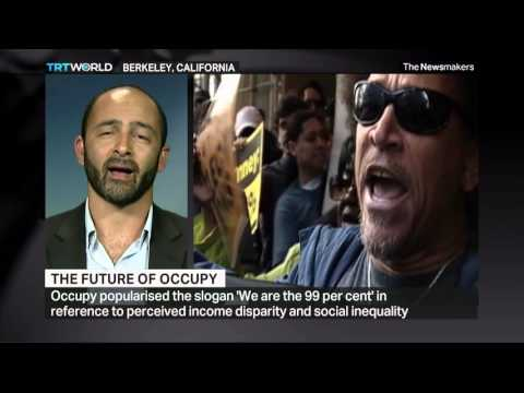 The Newsmakers: The Occupy Movement and South Sudan in Crisis