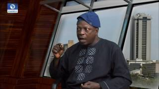 Diplomatic Channel: States Should Have Resource Control - Adetokunbo Pearse  Pt 2