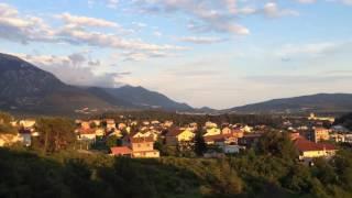 Вид с террасы. Тиват. Черногория
