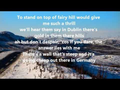 Hills of Donegal/Lyrics: Best Foot Forward