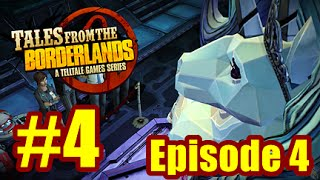 Handsome Jackass!  - Tales From The Borderlands Episode 4 Escape Plan Bravo #4