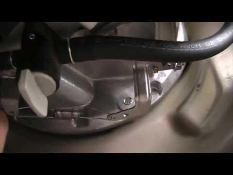 Fuel Line Configuration on Honda Walk-Behind Lawn Mower - YouTube