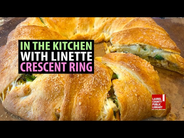 In The Kitchen with Linette: Crescent Ring