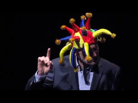 Chase your dreams and don't stop until you've outrun everyone | Ed Ettinghausen | TEDxTemecula
