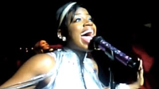 "Fantasia ""Get It Right""  ""Baby Mama"" combined Chene Park Side effects of you tour Detroit Chene Park"