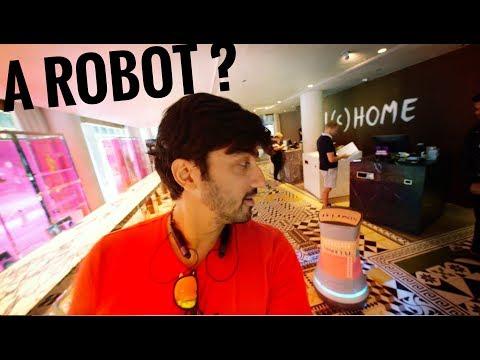 MEET AURA   SHE IS A ROBOT