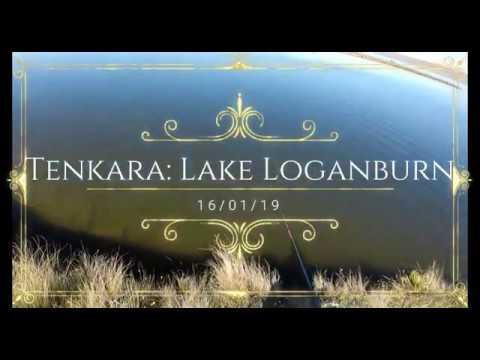 Tenkara Lake Loganburn 16/01/20