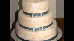 Wedding Cakes by Cakes Unlimited of North Yorkshire