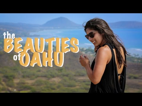 THE BEAUTIES OF OAHU | HAWAII PT 1 (TRAVEL BLOG)