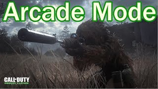 Call of Duty: Modern Warfare Remastered - Arcade Mode - Veteran - All Ghillied Up  #10