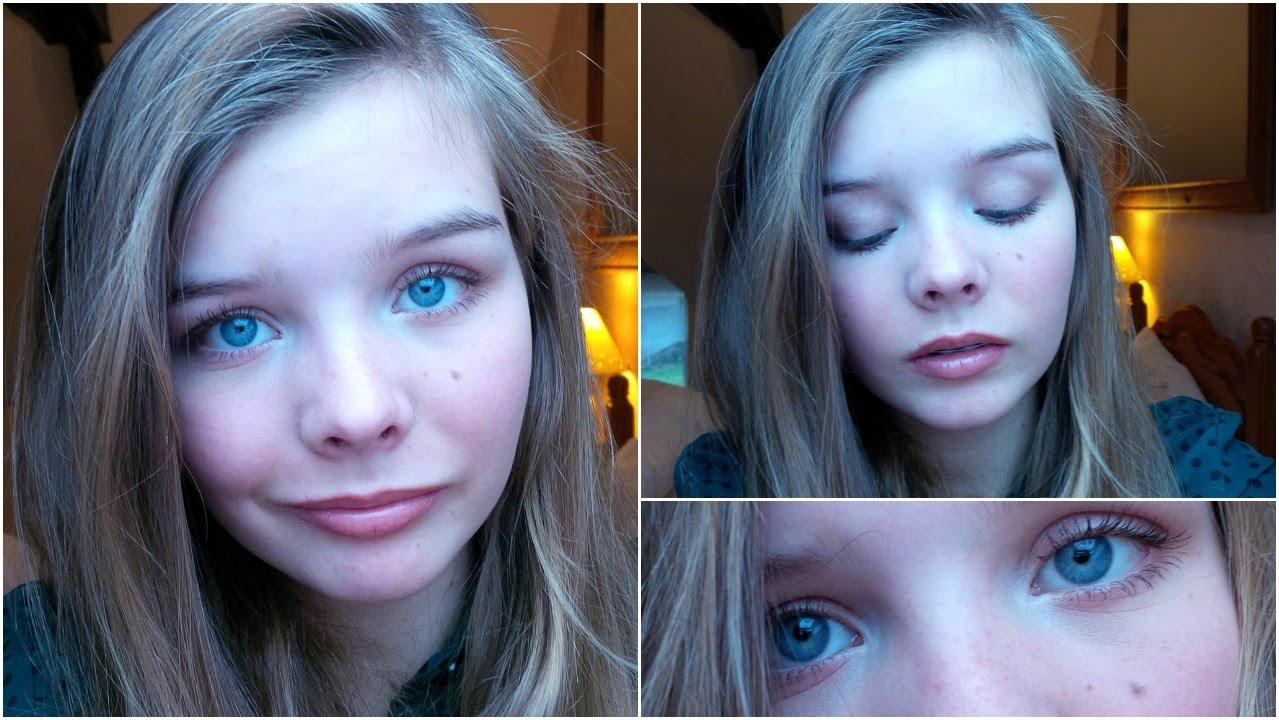 Célèbre Maquillage Naturel et Simple Pour Le Collège | Emma Palmer - YouTube ZE95