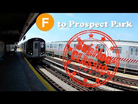 (F) Train to Prospect Park