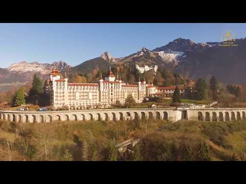 Study in a Palace - Swiss Hotel Management School near Montreux [Intro]