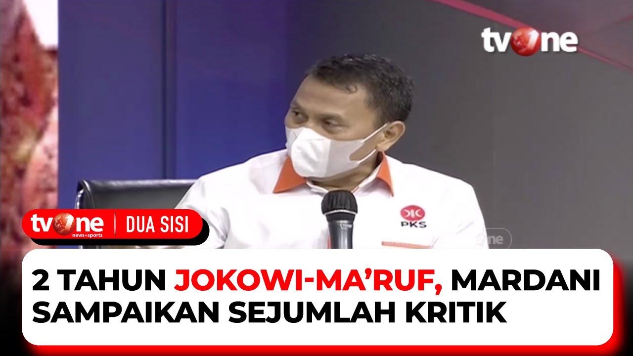 Download Blak-blakan! Mardani Ali Sera Utarakan Ketidakpuasan Atas Kinerja Jokowi | Dua Sisi tvOne