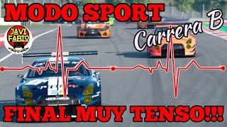 Gran Turismo Sport - FINAL DE INFARTO !! - Modo Sport - Carrera B - Red Bull Ring Gr.3