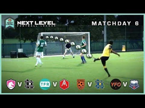 CAN ARSENALFANTV FC BE STOPPED?! | NEXT LEVEL FOOTBALL LEAGUE SEASON 2