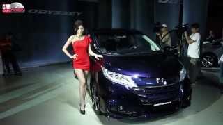 [CARVIDEO 汽車視界 HD影片] 車壇直擊 - New Honda Odyssey上市發表