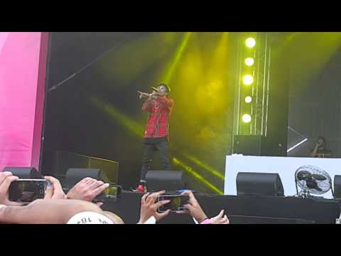 August Alsina  Numb   The Hague  August 1