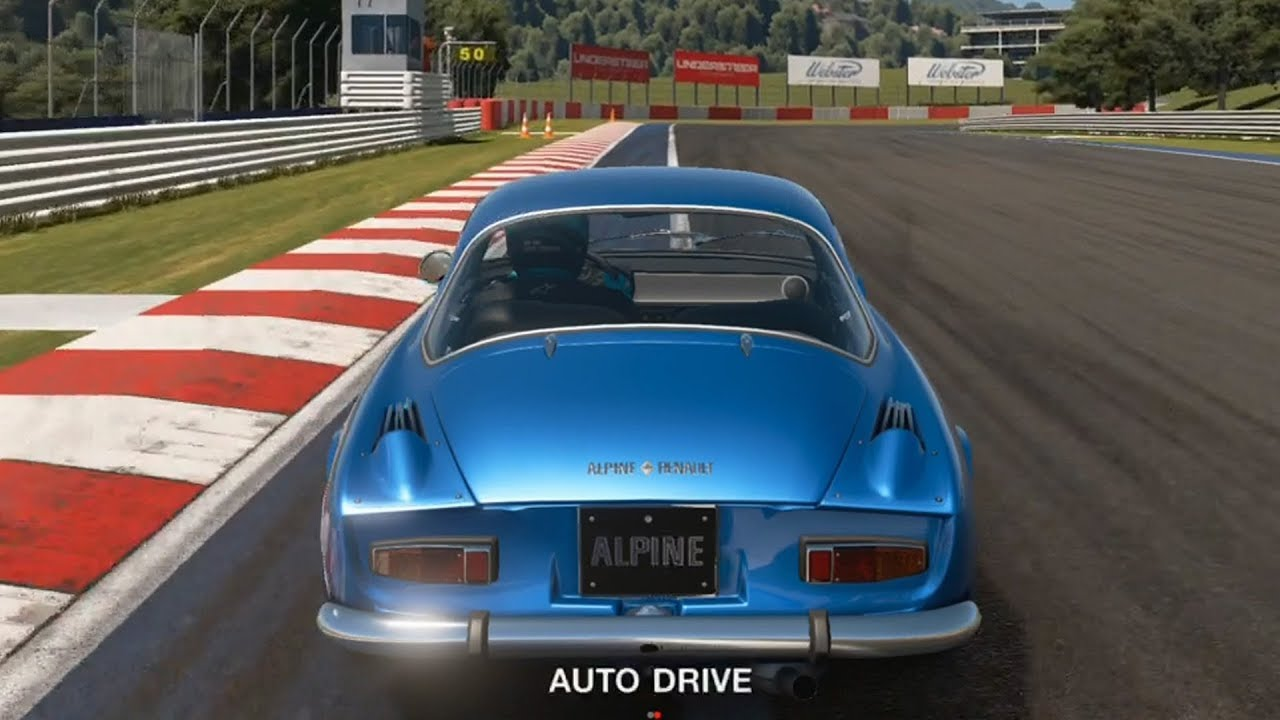 gran turismo sport alpine a110 1600s 1972 test drive gameplay ps4 hd 1080p60fps youtube. Black Bedroom Furniture Sets. Home Design Ideas