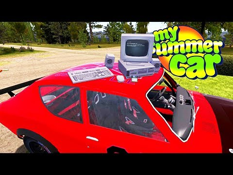 My Summer Hidden Pc Disks Update My Summer Car Gameplay
