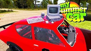 MY SUMMER HIDDEN PC DISKS (Update) - My Summer Car Gameplay Highlights Ep 113