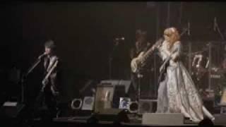 ルーク篁 on stage of Takamizawa solo tour