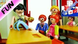 Playmobil Film Nederlands - DIEF IN DE SCHOOL! Speel Met Mij Kinderspeelgoed