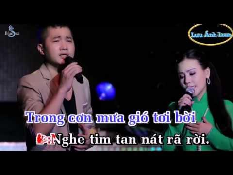 karaoke Ben Cu Do Xua- BichTram Moi Ft