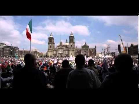 Mass Protests In Mexico City Against President Nieto's Energy Plans