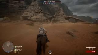 Mount & Battlefield - Uncut Version - Battlefield 1 PC Gameplay