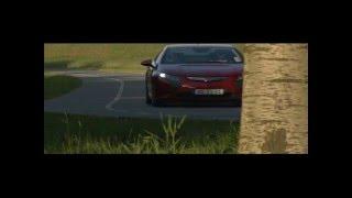Opel ampera - test drive
