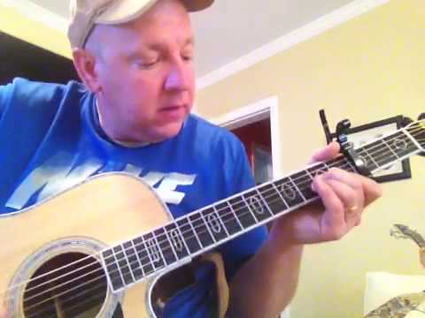 how to play zac brown knee deep on guitar lead intro youtube. Black Bedroom Furniture Sets. Home Design Ideas