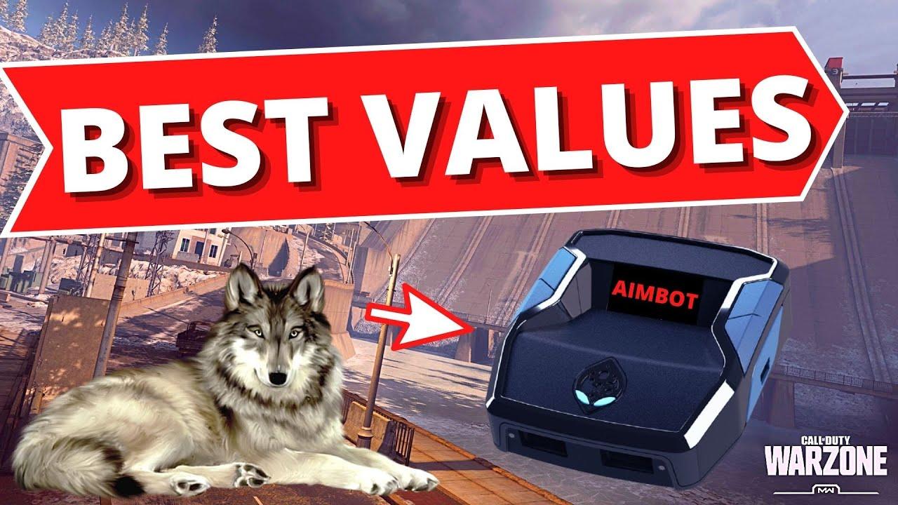 Download BEST NEW Warzone CRONUS ZEN Wolf Warrior Retribution VALUES !
