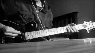 KROKUS - Dirty Dynamite (Rhythm guitar cover)