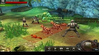 Legion of Heroes - Android gameplay GamePlayTV