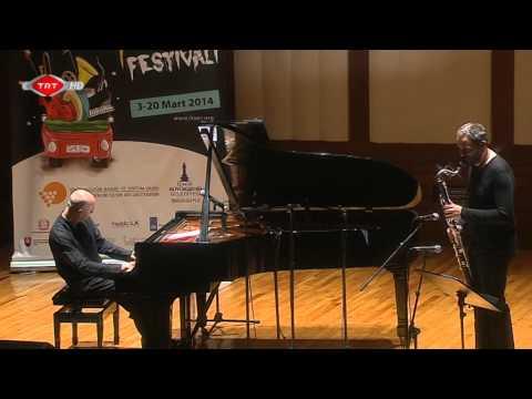 Stefano Battaglia & Ulrich Drechsler live at European Jazz Festival Izmir 2014 (Part IV)